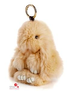 Брелок цвет бежевый Wonderful rabbit