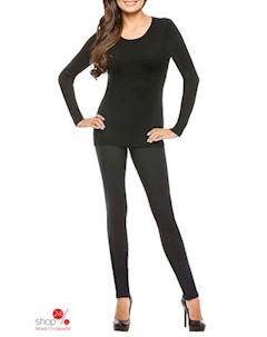 Джемпер цвет черный Conso