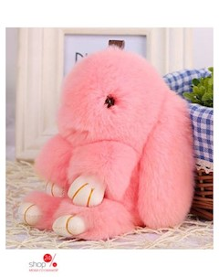 Брелок цвет розовый Wonderful rabbit