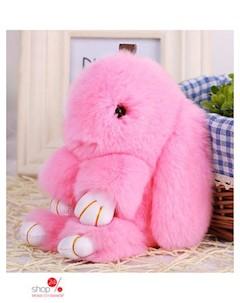 Брелок цвет ярко розовый Wonderful rabbit