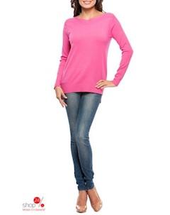 Джемпер цвет розовый Conso