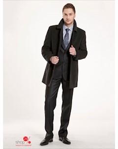 Пальто цвет черный Синар