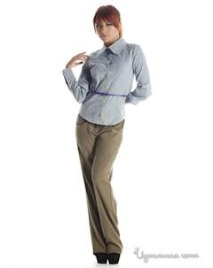 Блуза цвет голубой Artwizard