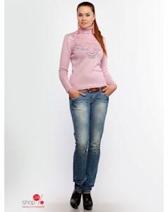 Свитер цвет розовый Happyсhoice