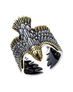 Кольцо из золочёного серебра с золочением Sokolov