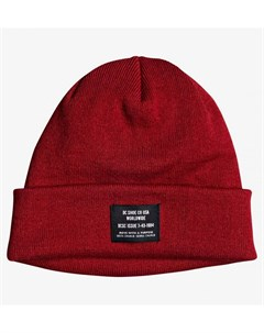 ШАПКА WORKMAN BEANIE HDWR RRD0 Dc shoes