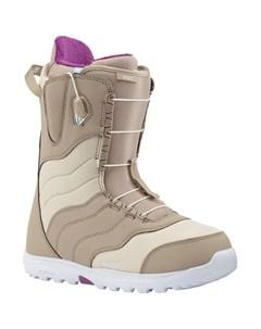 Ботинки сноубордические MINT Burton