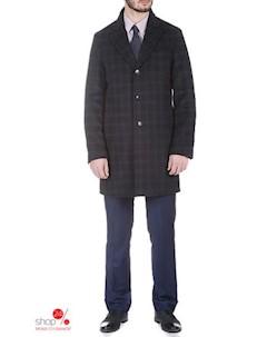Пальто цвет темно синий черный Синар