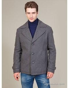 Пальто цвет серый Conver