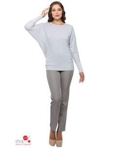 Джемпер цвет светло серый Conso