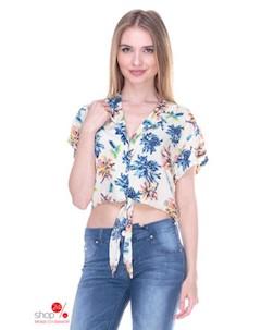 Блуза цвет белый ALCOTT