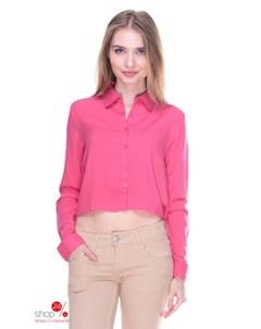Блуза цвет фуксия ALCOTT