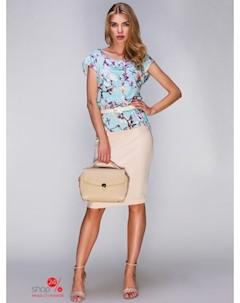 Блуза цвет мультиколор Mariem
