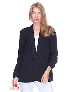 Пиджак цвет черный Mango