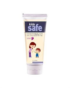 Детская зубная паста Kids Safe Toothpaste Grape Cj lion