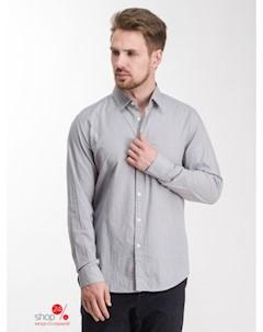 Рубашка цвет голубой United colors of benetton
