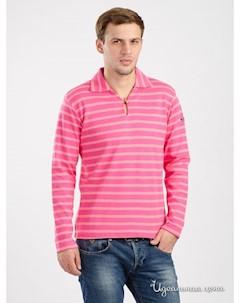 Лонгслив цвет розовый оранжевый Thalassa