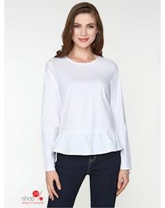 Блуза цвет белый Bestia