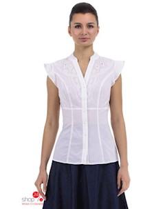 Блуза цвет белый Baon