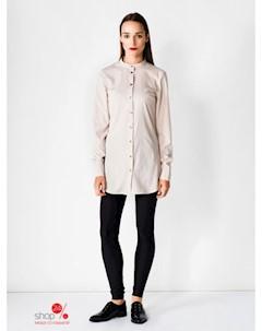 Блуза цвет бежевый Peperuna