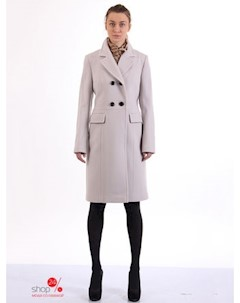 Пальто цвет бежевый Синар