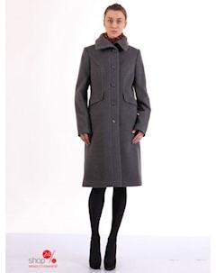 Пальто цвет серый Синар