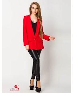 Пиджак цвет красный Leo pride