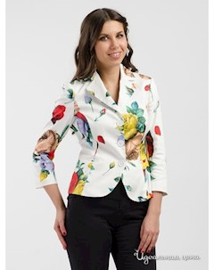 Пиджак цвет мультиколор Love moschino
