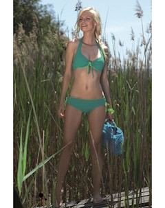 Двусторонние плавки Freestyle цвет зеленый бирюзовый Cheek by lisca