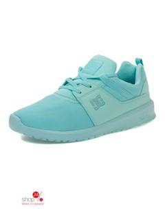 Кроссовки цвет мятный Dc shoes