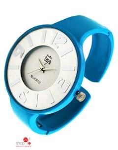 Браслет часы цвет синий Taya