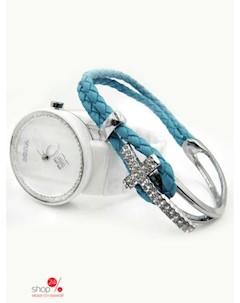 Браслет часы цвет белый Bora