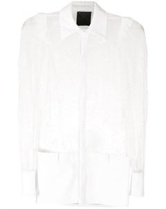 Платье рубашка мини Solna Couture Andrea bogosian