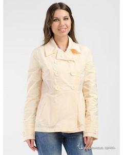 Куртка цвет желтый Gas