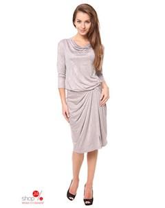 Платье цвет бежевый Moda prym