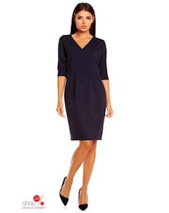 Платье цвет темно синий Peperuna