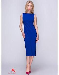 Платье цвет синий Mariem