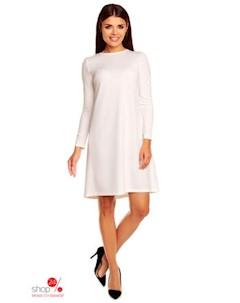 Платье цвет молочный Peperuna