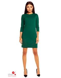 Платье цвет зеленый Peperuna
