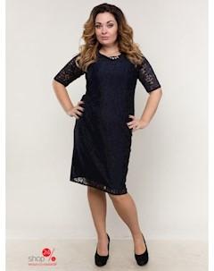 Платье цвет черный Royal fashion