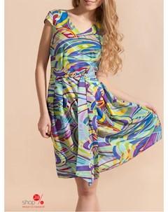 Платье цвет мультиколор Lira