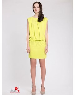 Платье цвет салатовый Nicole & nicole