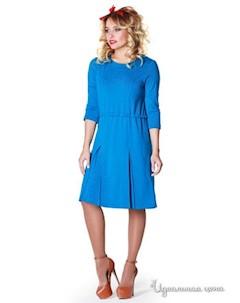 Платье цвет синий Artwizard