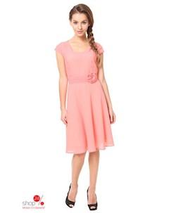 Платье цвет персиковый Moda prym