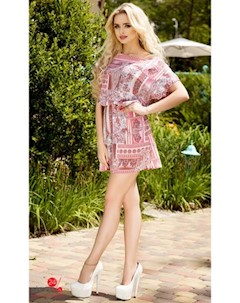 Платье цвет розовый Swirlbyswirl