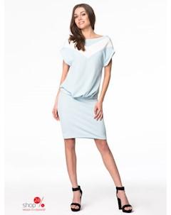 Платье цвет голубой Peperuna