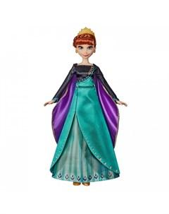 Кукла Холодное Сердце 2 Поющая Анна Disney princess