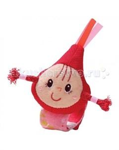 Погремушка На руку Красная Шапочка Lilliputiens