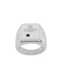 Перстень с гравировкой Vivienne westwood