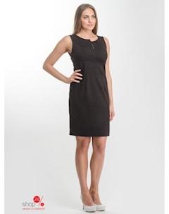 Платье цвет чёрный Nila